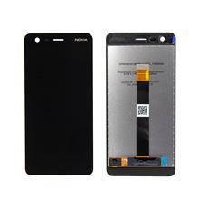 Nokia 2 Lcd Ekran Çıtasız Siyah