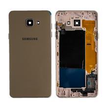 Samsung A7 2016 A710 Kasa 1 Sim Gold Altın