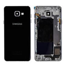 Samsung A7 2016 A710 Kasa 2 Sim Siyah
