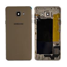 Samsung A7 2016 A710 Kasa 2 Sim Gold Altın