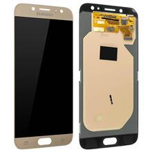 Samsung J7 Pro J730 Lcd Ekran Servis Gold Altın