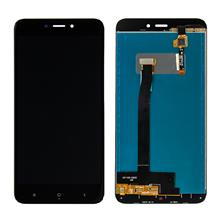 Xiaomi Mi 4X Lcd Ekran Çıtasız Siyah