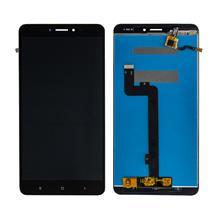 Xiaomi Mi Max 2 Lcd Ekran Çıtasız Siyah