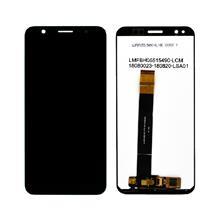 Asus Zenfone Live L1 Za550kl Lcd Ekran Çıtasız Siyah