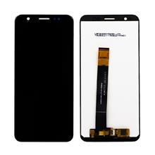 Asus Zenfone Max M1 Zb555kl Lcd Ekran Çıtasız Siyah