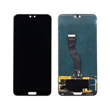 Huawei P20 Pro Lcd Ekran Çıtasız Siyah