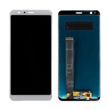 Asus Zenfone Max Plus M1 Zb570tl Lcd Ekran Çıtasız Beyaz