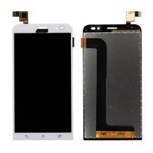 Asus Zenfone Go Zb552kl Lcd Ekran Çıtasız Beyaz