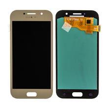 Samsung A5 2017 A520 Lcd Ekran Oled Gold Altın