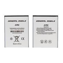 General Mobile Gm6 Batarya Pil