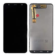 Samsung J4 Plus 2018 J415 Lcd Ekran Servis Siyah