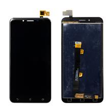 Asus Zenfone 3 Max 5.5 Zc553kl Lcd Ekran Çıtasız Siyah