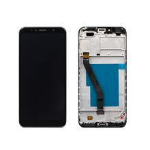 Huawei Y6 2018 Lcd Ekran Çıtalı Siyah