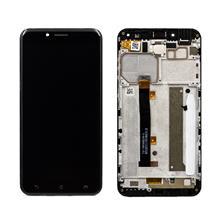 Asus Zenfone 3 Max 5.5 Zc553kl Lcd Ekran Çıtalı Siyah