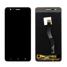 Asus Zenfone 3 Zoom Ze553kl Lcd Ekran Çıtasız Siyah