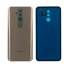 Huawei Mate 20 Lite Arka Kapak Gold Altın