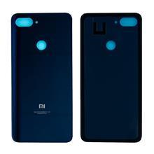 Xiaomi Mi 8 Lite Arka Kapak Mavi