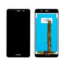 Huawei Y5 2017 Lcd Ekran Çıtasız Siyah