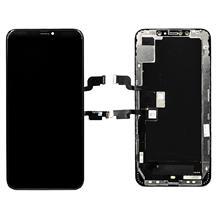 Apple İphone Xs Max Lcd Ekran Revizyon Orijinal Siyah