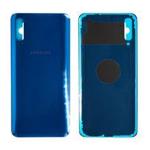 Samsung A505 A50 Arka Kapak Mavi