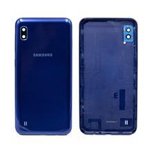 Samsung A105 A10 Arka Kapak Mavi