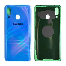 Samsung A405 A40 Arka Kapak Mavi