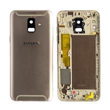 Samsung A600 A6 Kasa Gold Altın