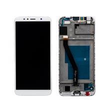 Huawei Y6 2018 Lcd Ekran Çıtalı Beyaz