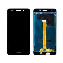 Huawei Y6 2 Lcd Ekran Çıtasız Siyah