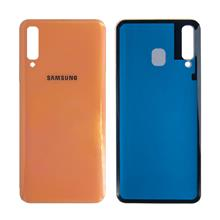 Samsung A505 A50 Arka Kapak Orange
