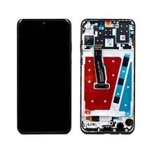 Huawei P30 Lite Lcd Ekran Çıtalı Siyah (64Gb)