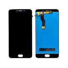 Meizu M3 Note Lcd Ekran Çıtasız Siyah