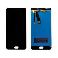 Meizu M5 Note Lcd Ekran Çıtasız Siyah