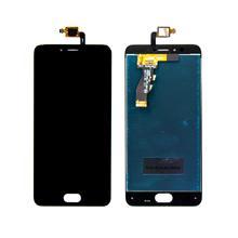 Meizu M5s Lcd Ekran Çıtasız Siyah