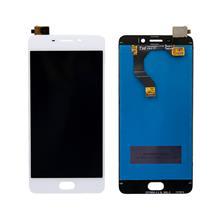 Meizu M6 Note Lcd Ekran Çıtasız Beyaz