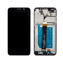 Huawei Y5 2018 Lcd Ekran Çıtalı Siyah