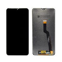 Samsung A105 A10 Lcd Ekran Çıtasız Revizyon Orijinal Siyah