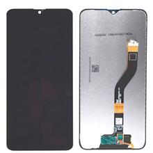 Samsung A107 A10s Lcd Ekran Çıtasız Servis Siyah