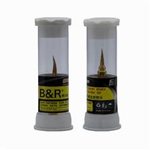 B&R Havya Ucu Yamuk Gold Altın 0.1Mm