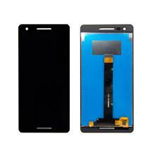Nokia 2.1 Lcd Ekran Çıtasız Siyah