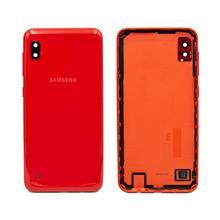 Samsung A105 A10 Arka Kapak Kırmızı