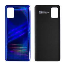 Samsung A315 A31 Arka Kapak Mavi