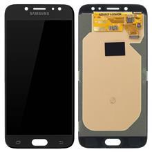 Samsung J7 Pro J730 Lcd Ekran Oled (2. Kalite) Siyah