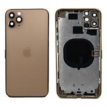 Apple İphone 11 Pro Max Kasa Gold Altın