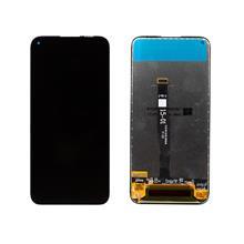 Huawei P40 Lite E Lcd Ekran Çıtasız Siyah