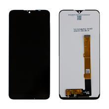 Alcatel 1S 2020 Lcd Ekran Çıtasız Siyah (5028D)