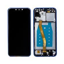 Huawei Nova 3I Lcd Ekran Çıtalı Mavi
