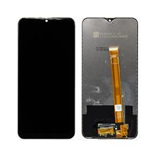 Oppo A12 Lcd Ekran Çıtasız Siyah