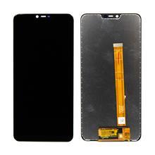 Oppo A31 Lcd Ekran Çıtasız Siyah