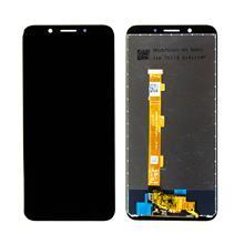 Oppo A1 Lcd Ekran Çıtasız Siyah
